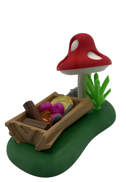 Mushroom Player Resource Holders
