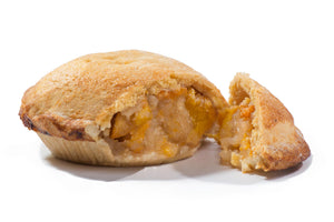 Apricot and Peach Pie