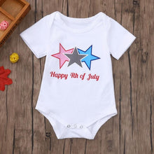 2018 SummerNewborn Baby Boys Girls 4th Of July - Rewards Bonanza