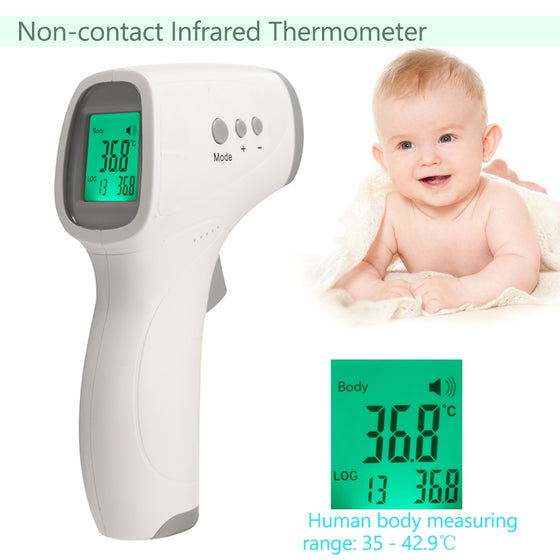 Non-contact Infrared Electronic Body Forehead Thermometer - Rewards Bonanza