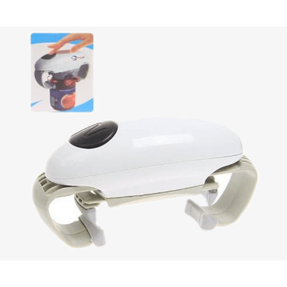 Automatic One Touch Jar Opener (Ships from USA) - Rewards Bonanza