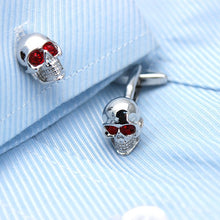 Skull Cufflinks - Rewards Bonanza