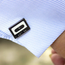 Cassette Cufflinks - Rewards Bonanza