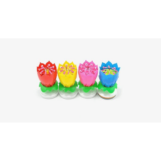 Magic Birthday Candle (Random Color)  (Ships From USA) - Rewards Bonanza