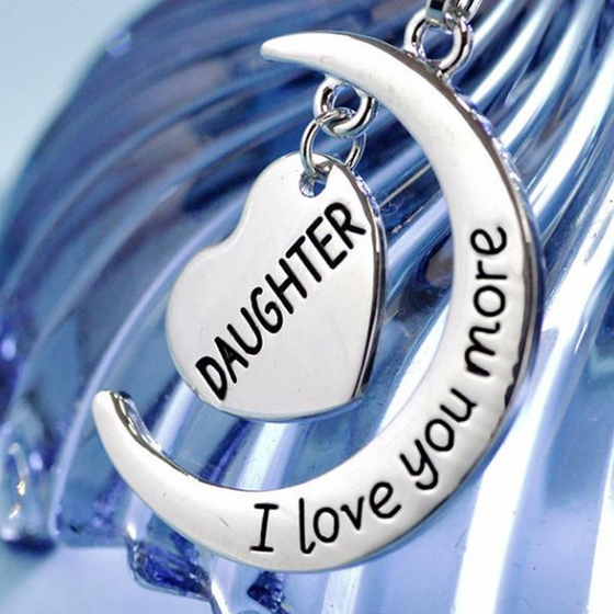 Daughter I Love You More (Ships From USA) - Rewards Bonanza