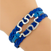 Autism Awareness Puzzle Piece Bracelet  (Ships From USA) - Rewards Bonanza