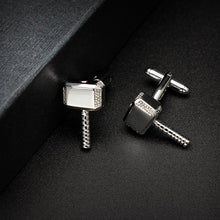 Thor's Hammer Cufflinks - Rewards Bonanza