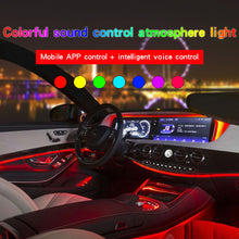 Car InteriorGlow Lighting RGB Atmosphere Lamp - Rewards Bonanza