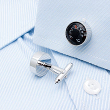 Thermometer Cufflinks - Rewards Bonanza