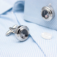 Dice Cup Cufflinks - Rewards Bonanza