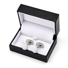 Golf Ball Cufflinks - Rewards Bonanza