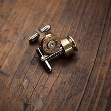 Bullet Cufflinks - Rewards Bonanza