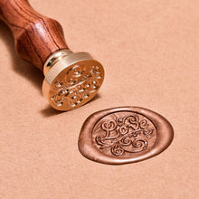Floral LOVE Wax Seal Stamp Set - Rewards Bonanza