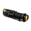 2000LM Waterproof Adjustable Focus Tactical LED Flashlight (Ships From USA) - Rewards Bonanza