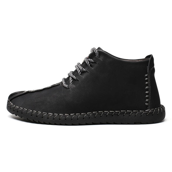 Fur High Quality  2020  Winter Shoes Men - Rewards Bonanza