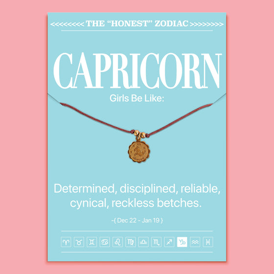 CAPRICORN - Rewards Bonanza