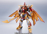 Bandai Tamashii Nations Metal Robot Spirits Caocao GUNDAM  (REAL TYPE Ver.)