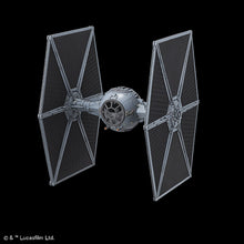 Load image into Gallery viewer, Bandai Star Wars 1/72 Tie Fighter (Model Kits)