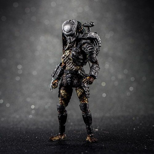 Hiya Toys Predator: Jungle Predator 1:18 Scale 4 Inch Acton Figure