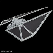 Load image into Gallery viewer, Bandai Star Wars 1/72 Tie Striker (Model Kit)