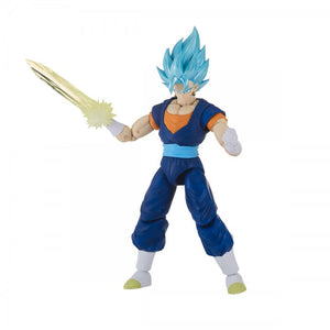 Bandai Dragon Stars Series Dragon Ball S Super Saiyan Blue Vegito