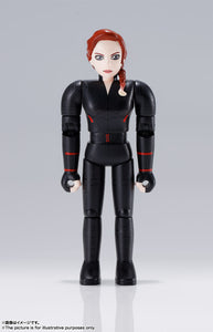 Bandai Marvel Chogokin Heros - Black Widow