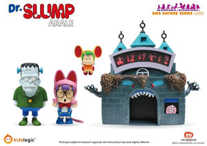 Kids Logic Kids Nations AR03, Dr Slump Arale