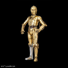 Load image into Gallery viewer, Bandai Star Wars 1/12 C-3PO (Model Kit)