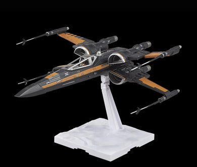Bandai Star Wars  1/72 Poe's X-wing Fighter (Model Kit)