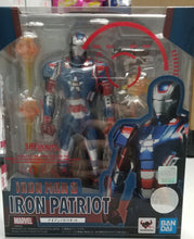 Load image into Gallery viewer, Bandai S.H.Figuarts Marvel Iron Man 3 Iron Patriot