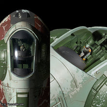 Load image into Gallery viewer, Bandai Star Wars 1/144 Slave I (Model Kit)