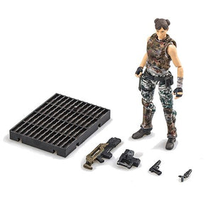 Hiya Toys Aliens Colonial Marines : Bella Clarison 1:18 Scale 4 Inch Acton Figure
