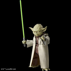 Bandai Star Wars 1/6 Yoda (Model Kit)