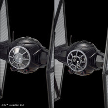 Load image into Gallery viewer, Bandai Star Wars 1/72 First Order Tie Fighter (Model Kits)