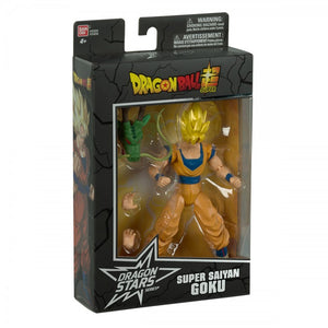Bandai Dragon Stars Series Dragon Ball S Super Saiyan Goku