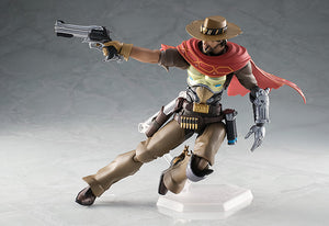 Good Smile Figma 438 Overwatch McCree