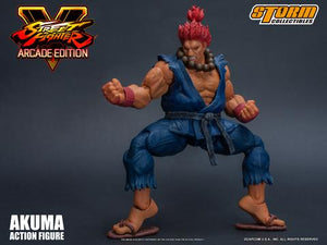 Storm Collectibles Street Fighter V Akuma (Nostalgia Ver.) Action Figure