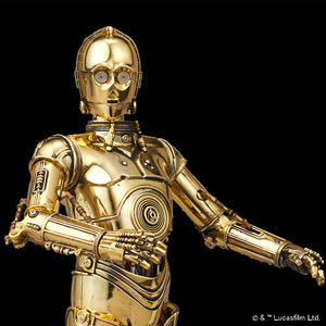 Bandai Star Wars 1/12 C-3PO (Model Kit)