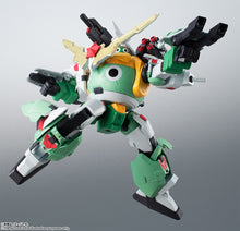 Load image into Gallery viewer, Bandai Keroro Gunso The Robot Spirits Garuru's Sgt. Frog Keroro Robo UC Action Figure