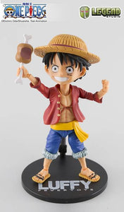 Legend Studio One Piece Fever Toy Monkey D. Luffy Action Figure