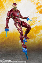 Load image into Gallery viewer, Bandai S.H.Figuarts Marvel Avengers: Infinity War Iron Man MK 50