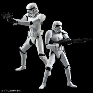 Bandai Star Wars 1/12 Stormtrooper (Model Kit)