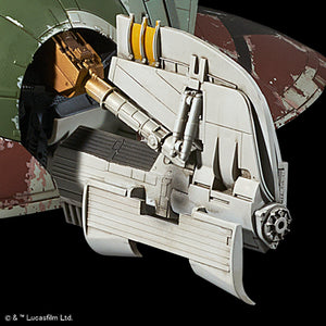 Bandai Star Wars 1/144 Slave I (Model Kit)