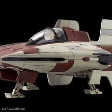 Load image into Gallery viewer, Bandai Star Wars 1/72 A-Wing Starfighter (Model Kits)