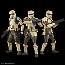 Load image into Gallery viewer, Bandai Star Wars 1/12 Shore Trooper (Model Kit)