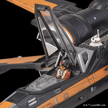 Load image into Gallery viewer, Bandai Star Wars  1/72 Poe's X-wing Fighter (Model Kit)