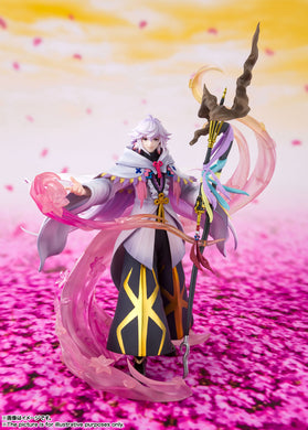 Bandai Fate/Grand Order Figuarts Zero Merlin - The Mage of Flowers PVC Figure