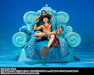 Bandai Figuarts ZERO One piece Monkey.D.Luffy One Piece 20th Anniversary Ver.