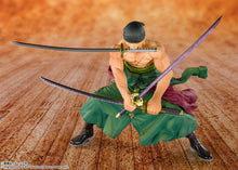 Load image into Gallery viewer, Bandai Figuarts ZERO One piece Roronoa Zoro