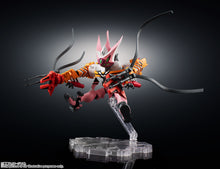 Load image into Gallery viewer, Bandai NXEDGE STYLE [EVA UNIT] Evangelion Unit 8 β Extraordinary Combat Type Action Figure
